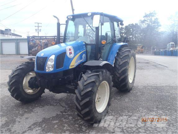 New Holland T5050 MFWD
