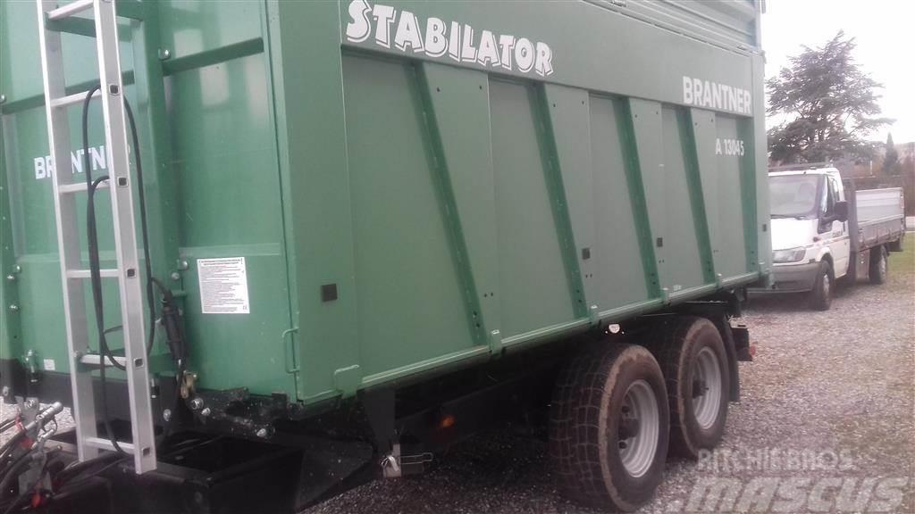 Brantner TA13045 Super stærk vogn