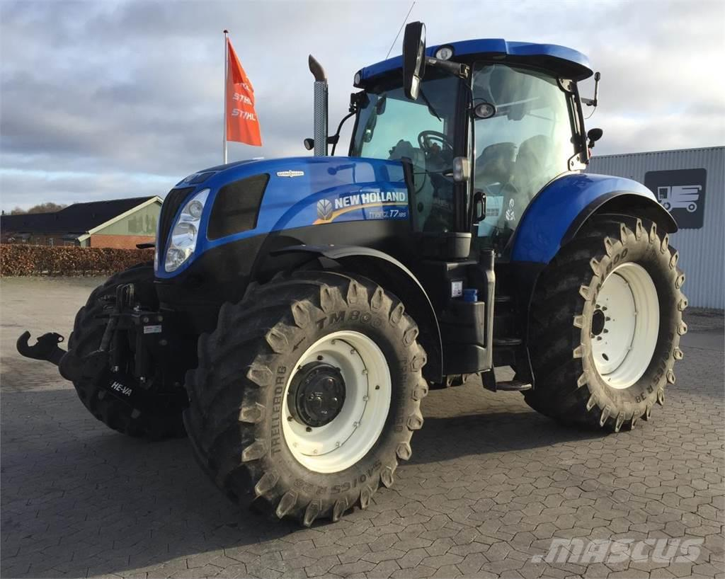 New Holland T7.185 AC SS