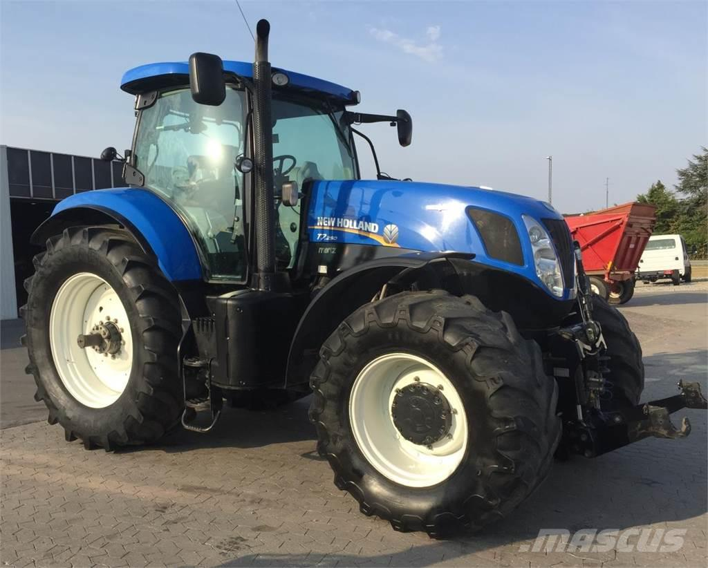 New Holland T7.250 AC SS