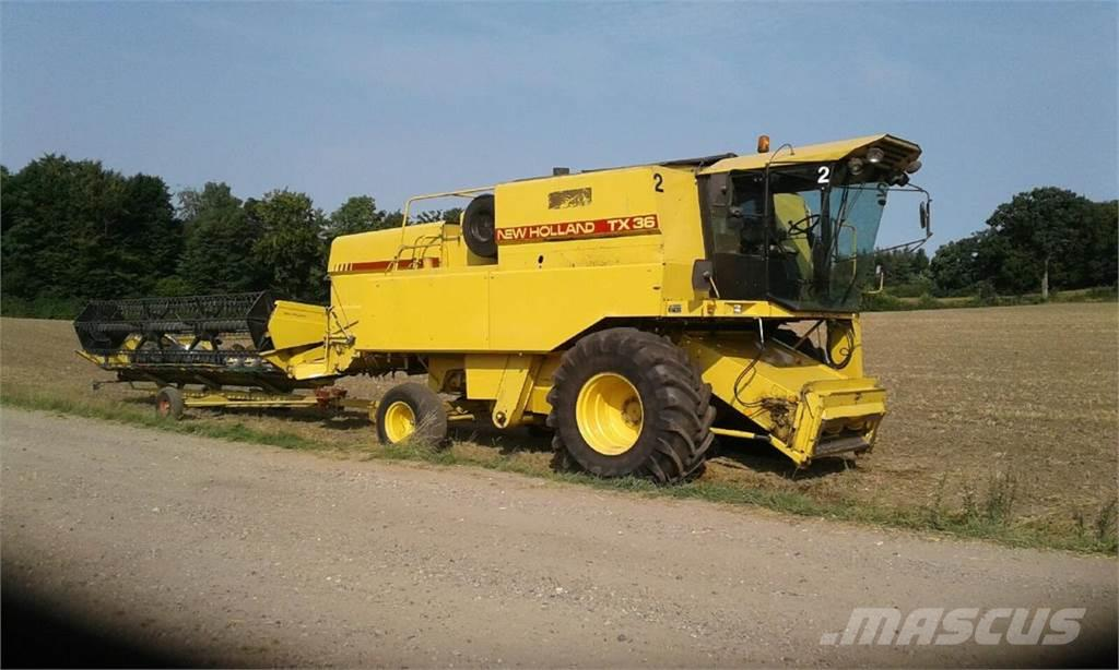 New Holland TX36 SLH