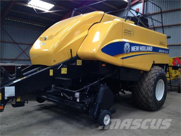 New Holland BB 9090 PLUS