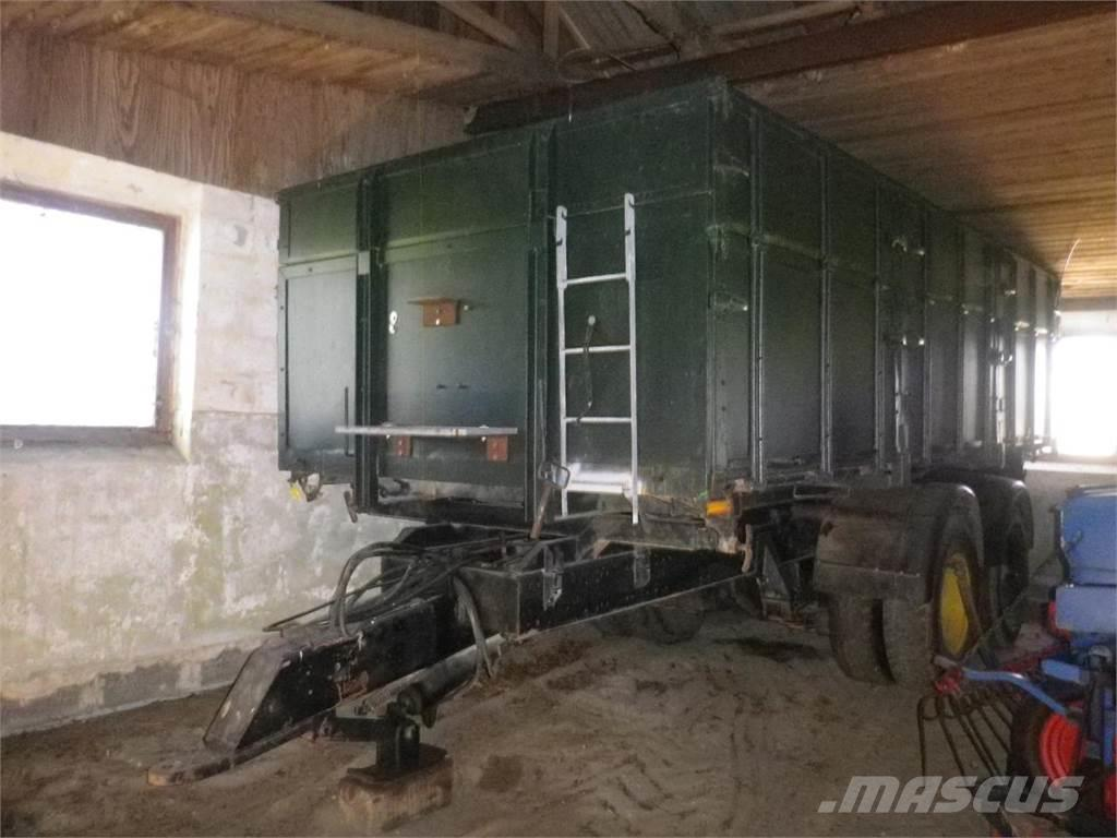 Scania BOGIE LASTKORNVOGN