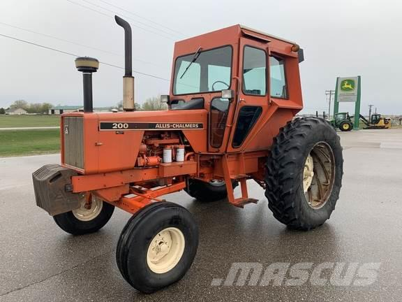 Agco Allis Chalmers 200