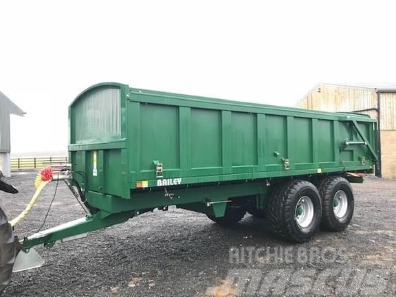 Bailey 14 tonne lift off sides