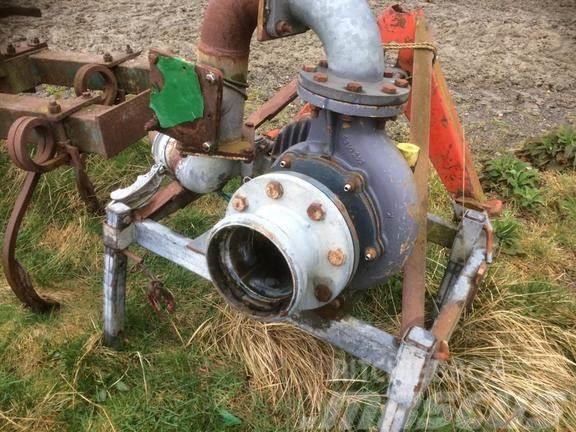 Bauer HD Slurry Pump