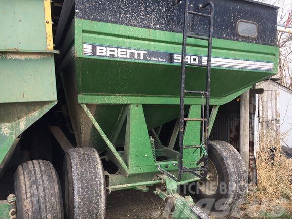 Brent 540