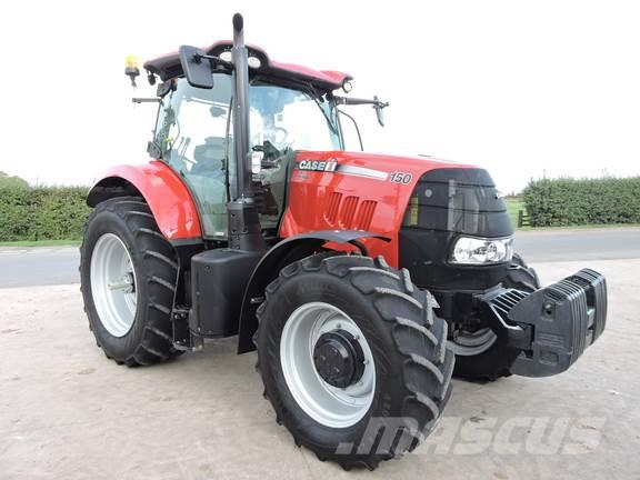 Case IH Puma 150 Only 1076hrs!