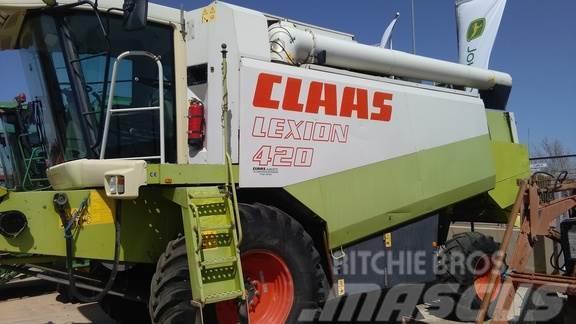 CLAAS LEXION 429
