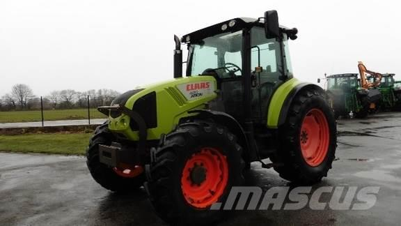 CLAAS Tracteur agricole CLAAS ARION420