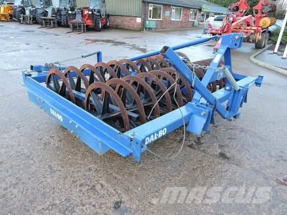 Dal-Bo 2.6 metre press