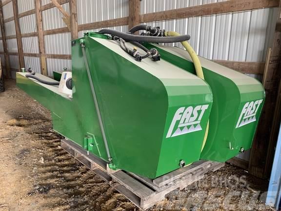 Fast SS Track Tanks