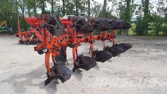Gregoire Besson 5 Furrow Plough