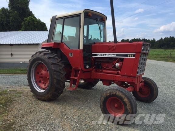 International Harvester 986 Tractor : International harvester for sale burlington nc price