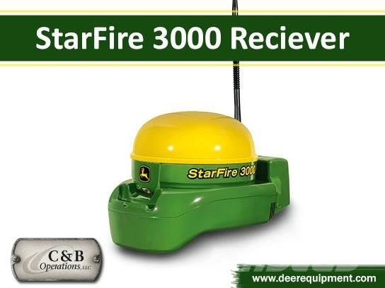 John Deere 0907PC STARFIRE 3000 RECEIVER