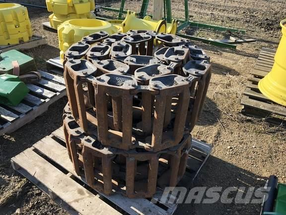 John Deere 12 Steel Tracks