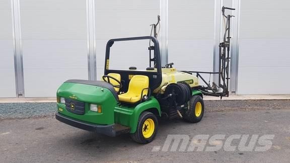 John Deere 2030 Pro Gator and Sprayer