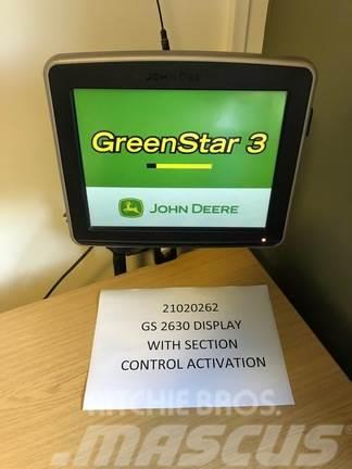 John Deere 2630 Greenstar Display