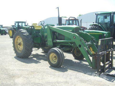 4020 john deere tractor history by serial number