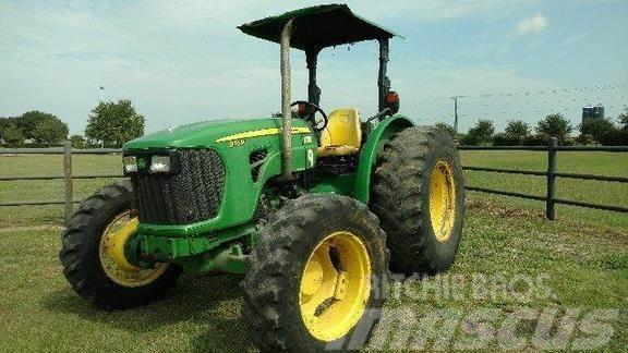 Used John Deere 5105 : John deere m tractors price £ year of