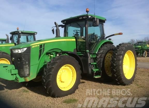 John Deere 245 Excavator Specs : John deere r tractors year of mnftr price