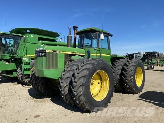 John Deere 8650 - NEW TIRES, NEW CAB KIT, RECENT TRANSMISSION