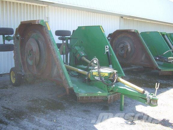 John Deere CX15, 2016, Bale shredders, cutters and unrollers