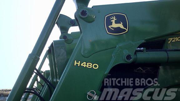 John Deere H480