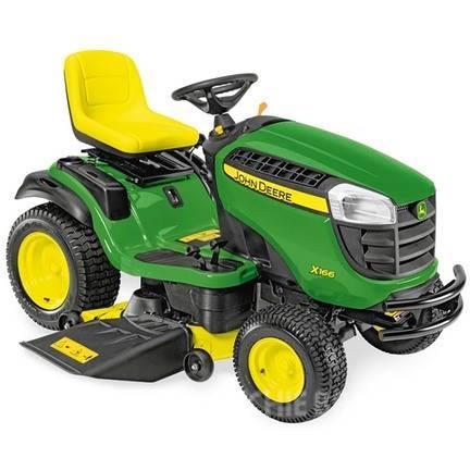 John Deere *NEW* X166 Ride On Lawnmower