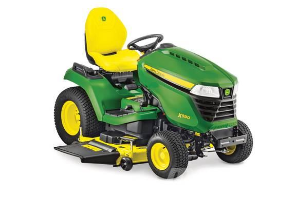 John Deere *NEW* X590 Ride on Lawnmower