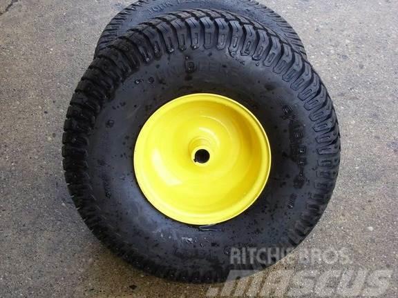 John Deere pro tech tire w rim