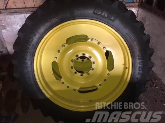 John Deere Row Crop Wheels