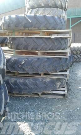 John Deere Set of Row Crop Wheels