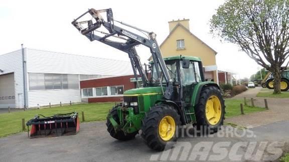 John Deere Tracteur agricole JOHN DEERE 6410