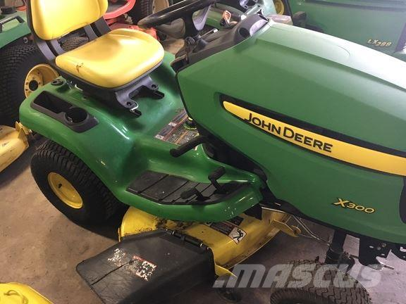 john deere x300 for sale polkton nc price 1 700 year. Black Bedroom Furniture Sets. Home Design Ideas