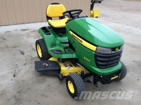 John Deere -x304 for sale Blue Earth, MN Price: $2,500, Year: 2013 ...
