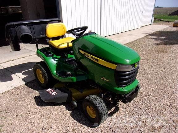 John Deere X304 for sale Blue Earth, MN Price: $2,000, Year: 2009 ...
