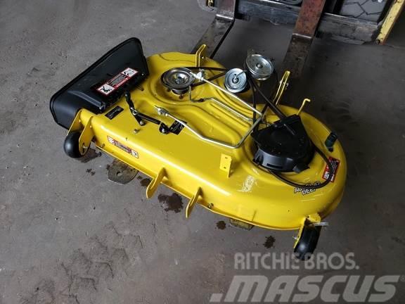 John Deere X350 42 inch Mower with Mulch Kit
