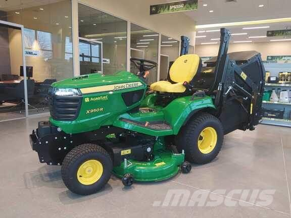 John Deere X950R Kosiarka samojezdna traktorek