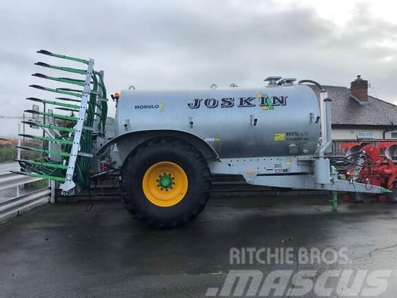 Joskin *NEW* Modulo 2 11000L Tanker
