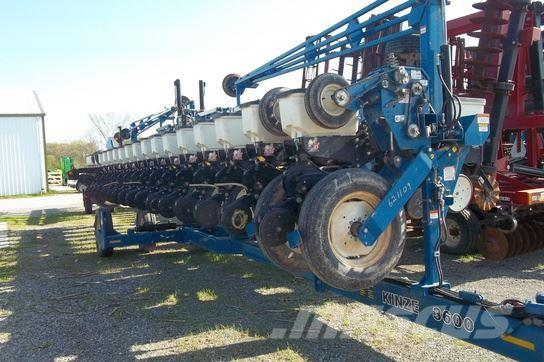Kinze 3600 For Sale Assumption Il Price 54 900 Year 2008 Used