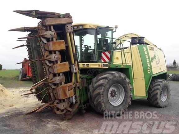 Krone BIG X 650 4RM