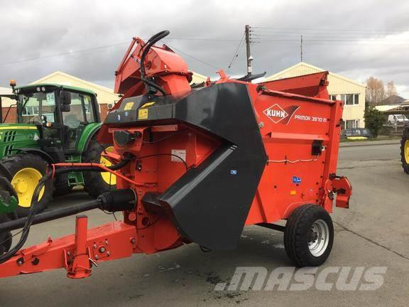 Kuhn 3570 Straw Chopper