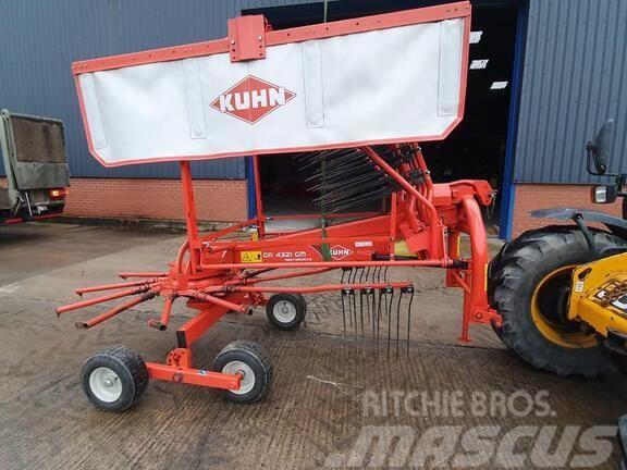Kuhn GA 4321 Single Rotary Rake