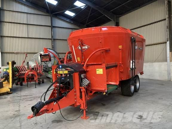 Kuhn **NEW** Profile 24.2 CL TMR Mixer