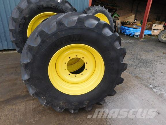 Michelin Tyres and centers