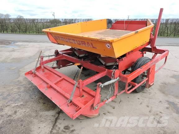Miedema Structural planter
