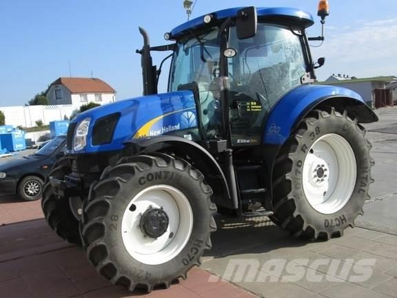 New Holland T6020 Ambiente