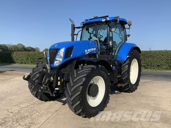 New Holland T7.250 Only 2489hrs!
