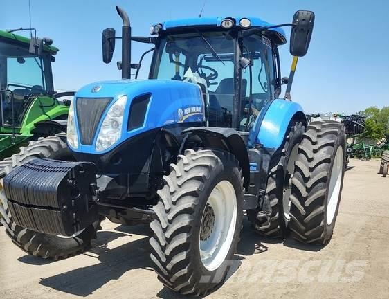 New Holland T7.260 T4A